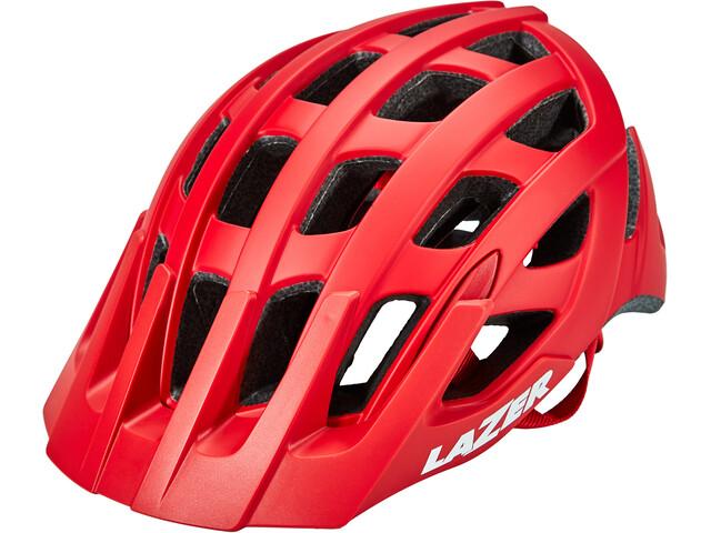 Lazer Roller Helmet matte red